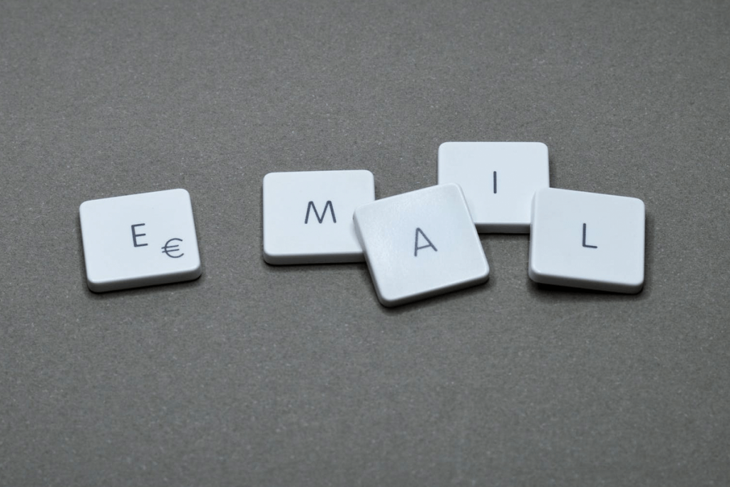 email puzzle